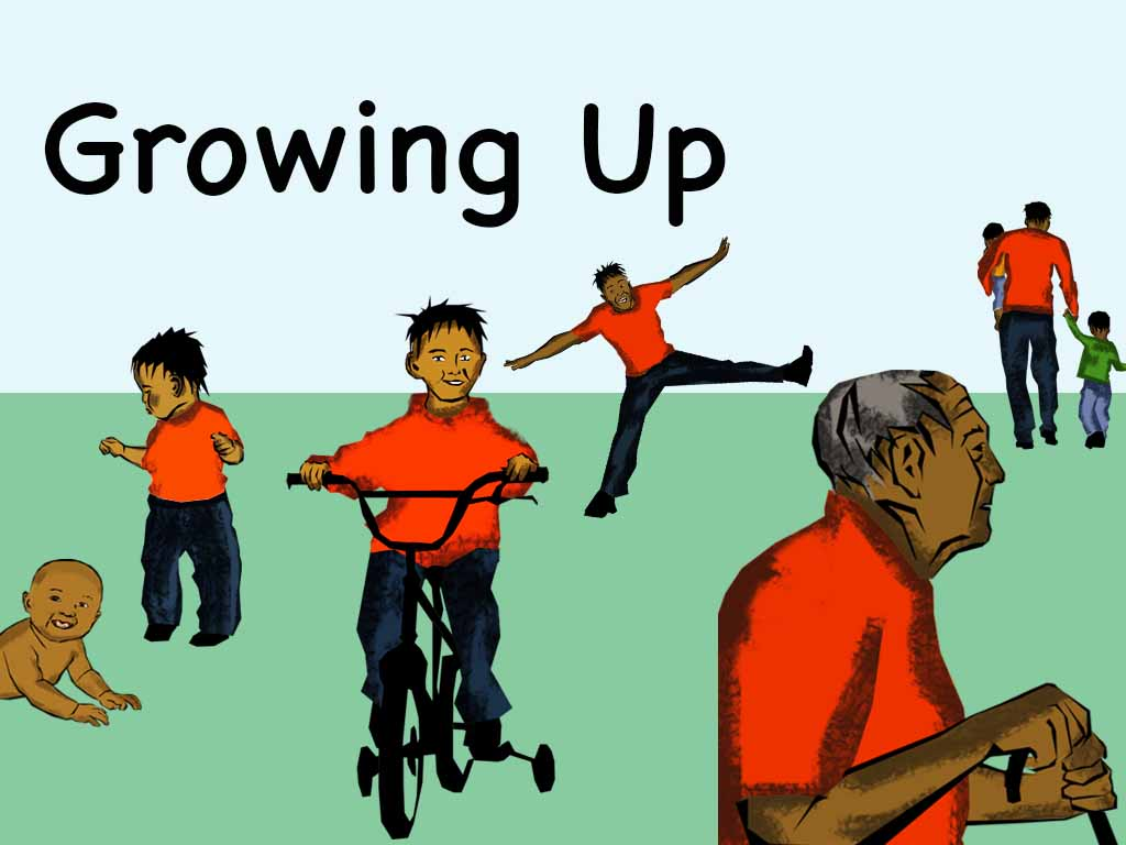 Title Growing Up4